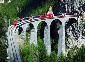 Glacier Express iStock 611072286