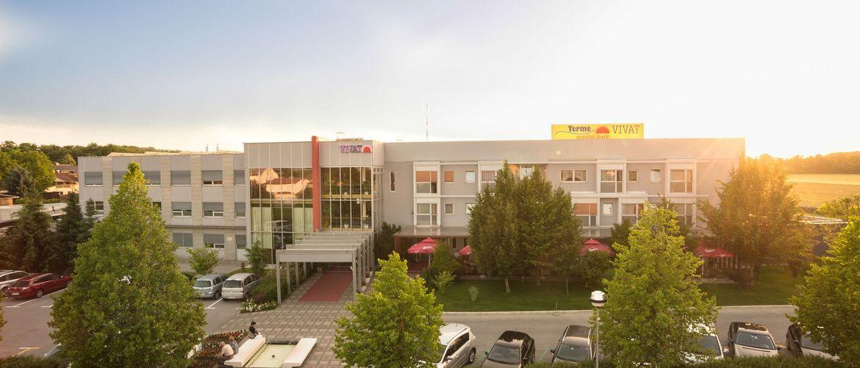 Moravske Hotel Vivat aussen