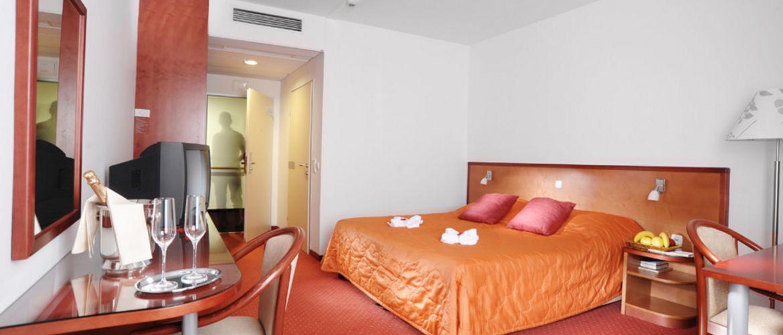 Moravske Hotel Vivat Zimmer