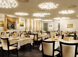 Moravske Hotel Vivat Speisesaal