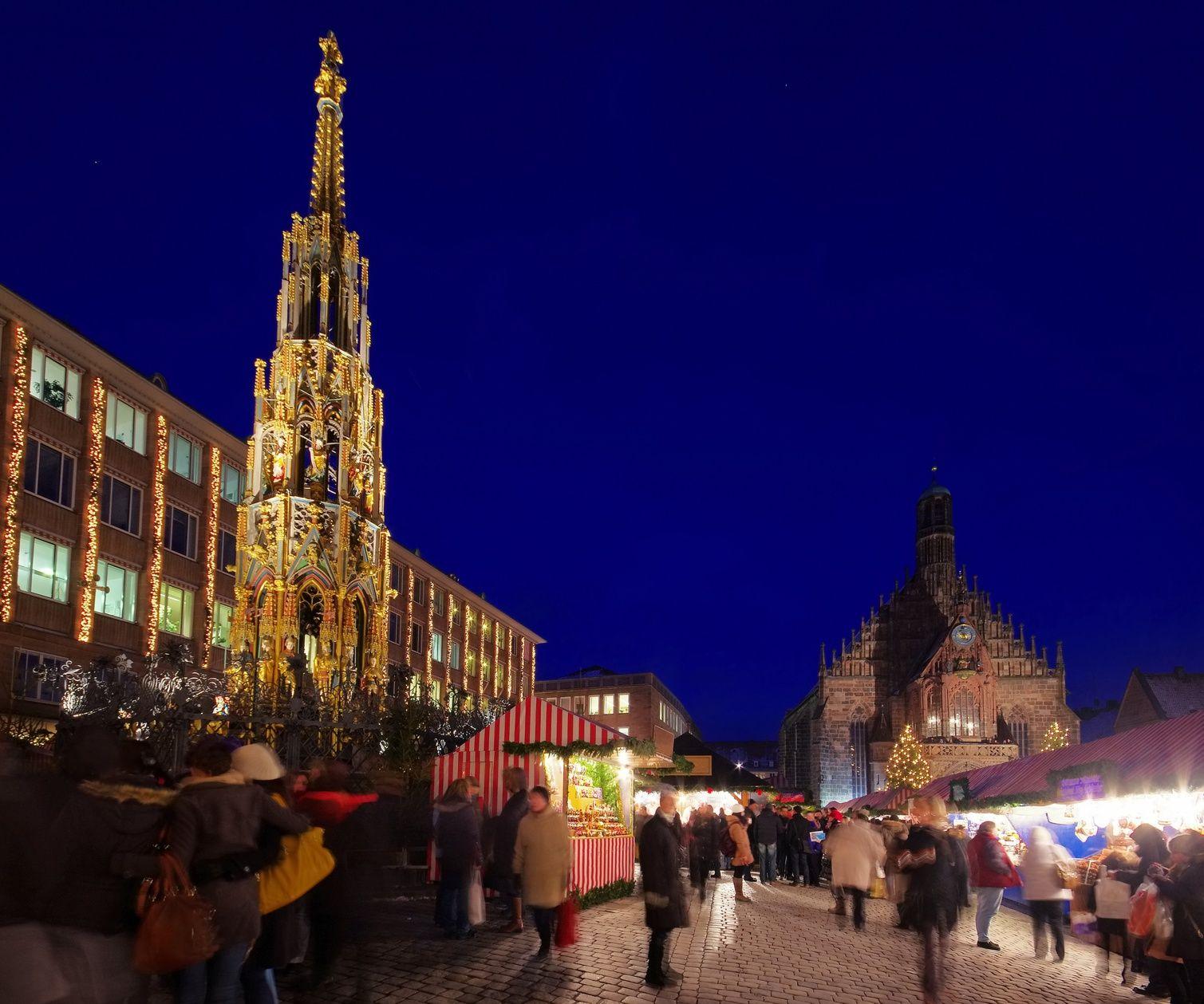 Nürnberg Christkindlmarkt