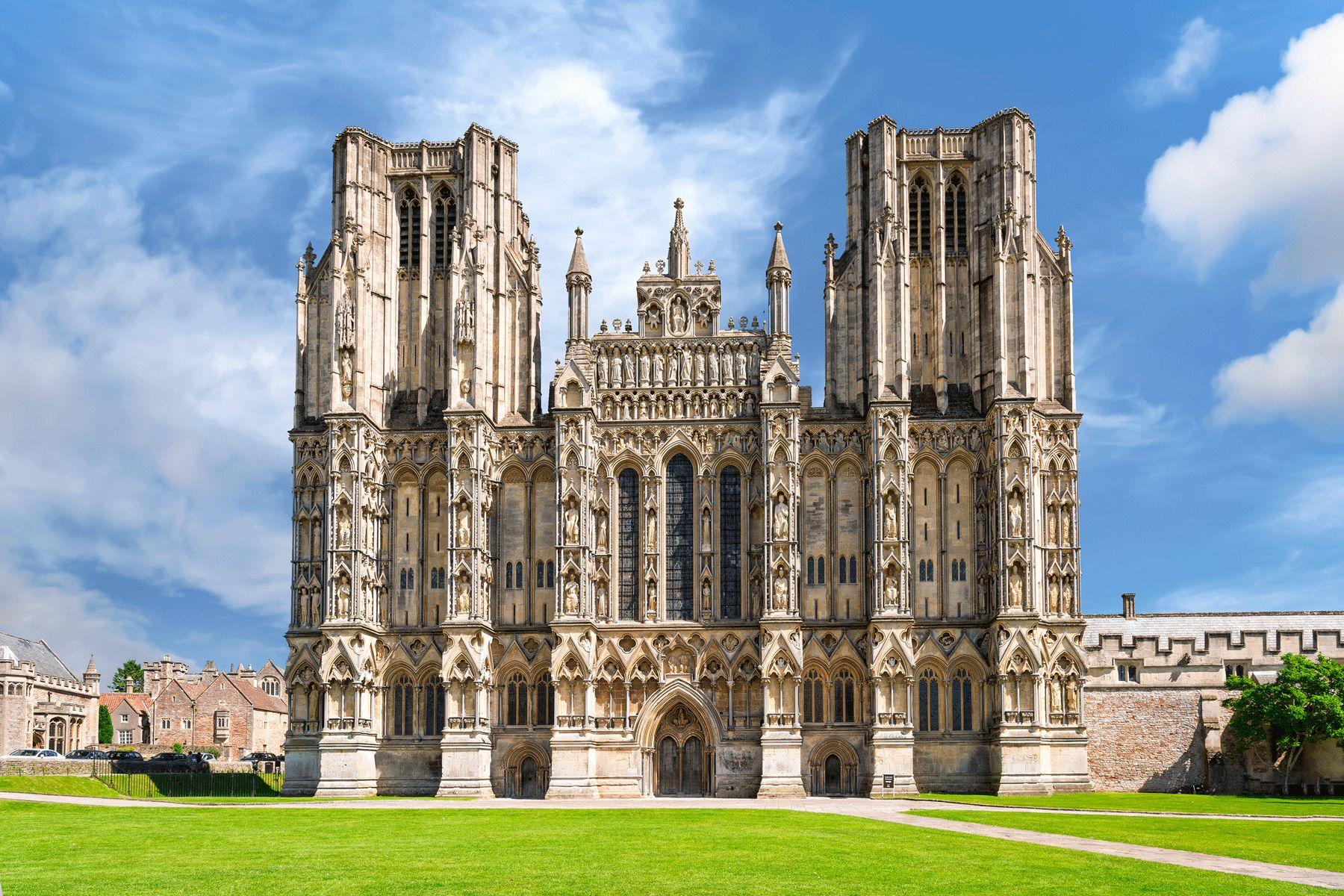 Wells Kathedrale iStock638930402 web