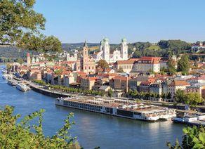 Passau an der Donau web