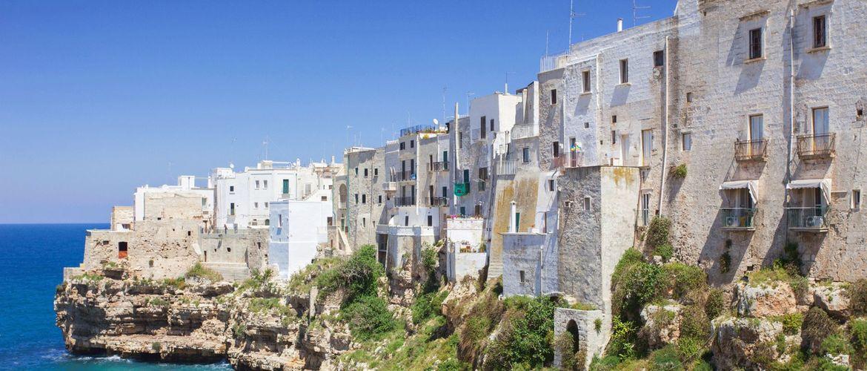 Polignano a Mare Bari iStock536014129 web
